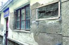 河北社区向阳二支路棚户区拆迁陷死循环 房屋年久失修