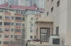 软件大厦空调室外机噪声大 福苑小区居民难忍受