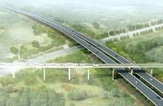 消除瓶颈构筑东西交通大通道 茂山路建设工程冲刺6月完工