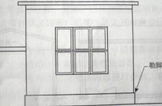 建筑上的勒脚是什么意思