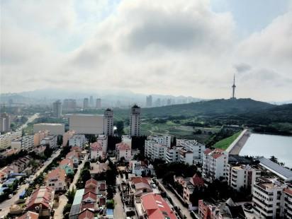 金岸华庭视野实景图 (4)