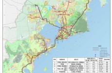 青岛市城市轨道交通第三期建设规划 (2021~2026 年)