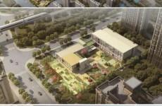 即墨商都南安置区二期项目D地块将施工